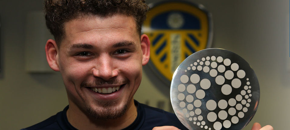 EFL: KALVIN PHILLIPS NAMED YOUNG PLAYER OF THE MONTH