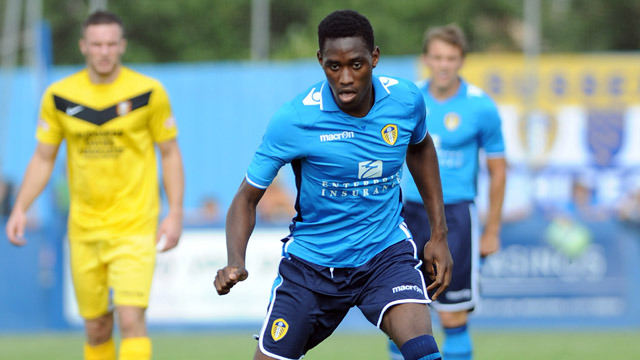 LOAN MOVE FOR YOUNG MIDFIELDER