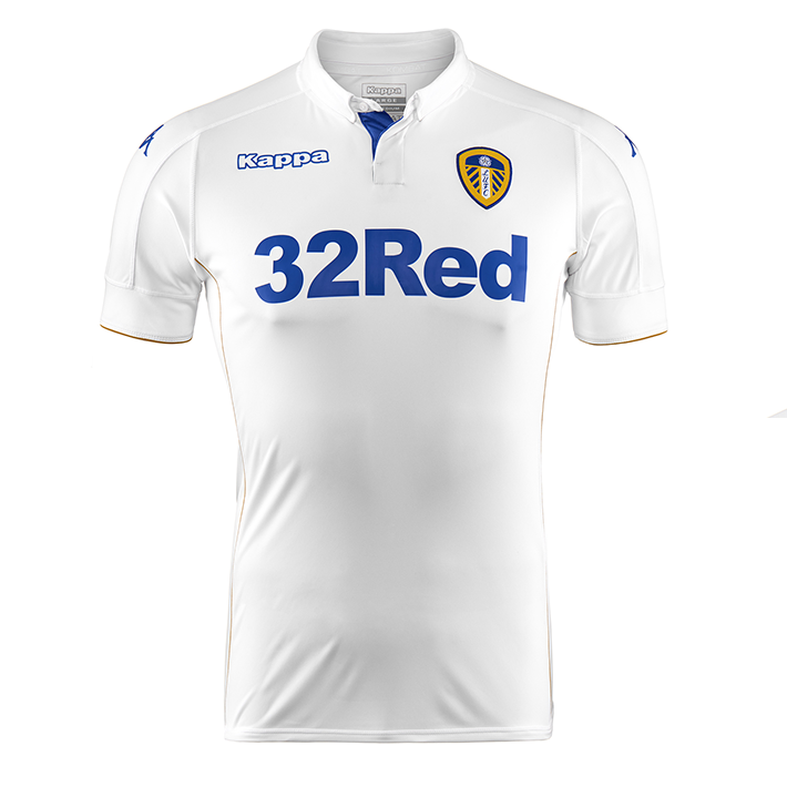 Leeds United Home Shirts 2016 17 Buy Online Leeds United