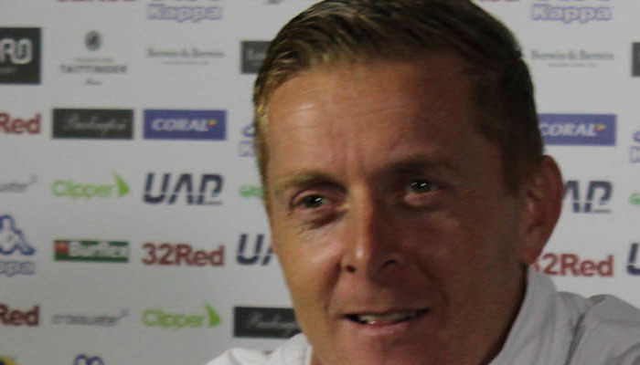 GARRY MONK: WE NEED TO BE AT OUR MAXIMUM