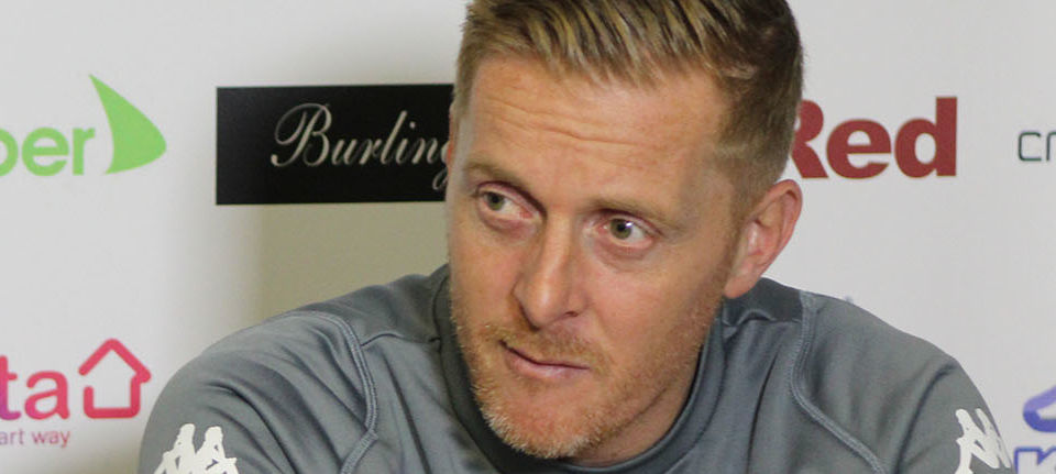 GARRY MONK: WE ARE GOING TO FIGHT TO PUT THIS CLUB BACK WHERE IT BELONGS