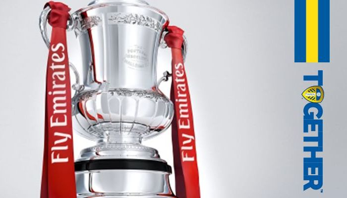 FA CUP: FOURTH ROUND OPPOSITION CONFIRMED