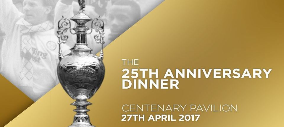 EVENT: TWO MORE LEGENDS ANNOUNCED FOR ANNIVERSARY DINNER