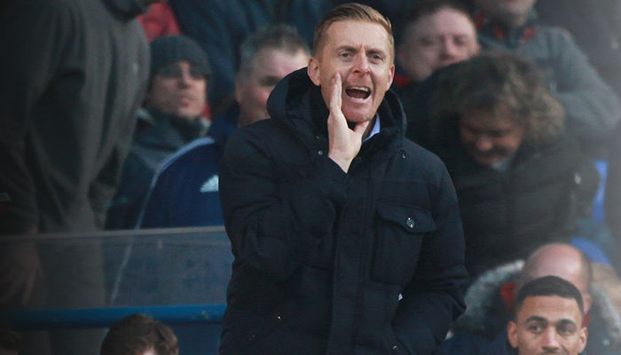 GARRY MONK: A GOOD POINT
