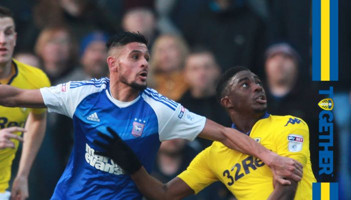 IPSWICH TOWN: WHITES HELD BY TRACTOR BOYS