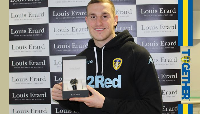 LOUIS ERARD PLAYER OF THE MONTH: CHRIS WOOD