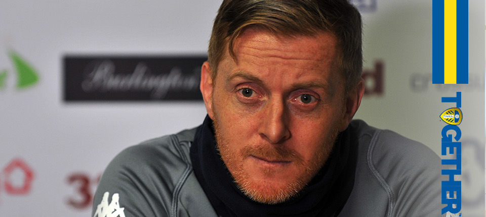 GARRY MONK: WE TRY TO DO OUR TALKING ON THE PITCH