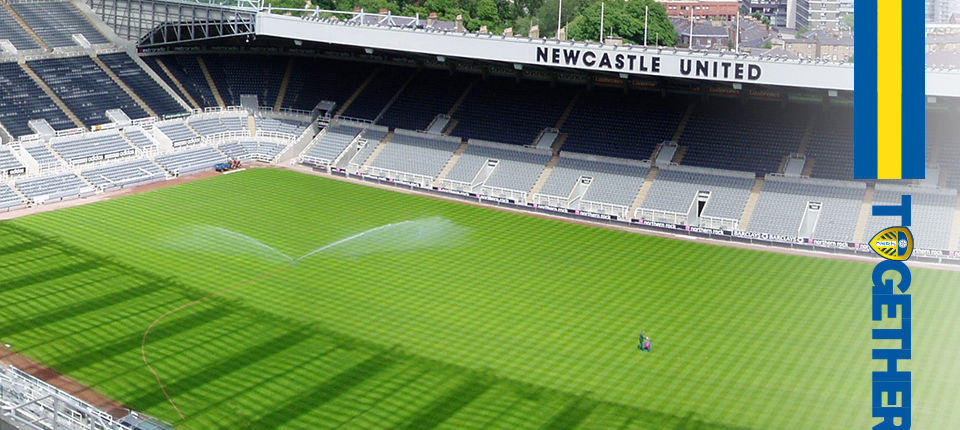 TICKETS: NEWCASTLE UNITED (A)