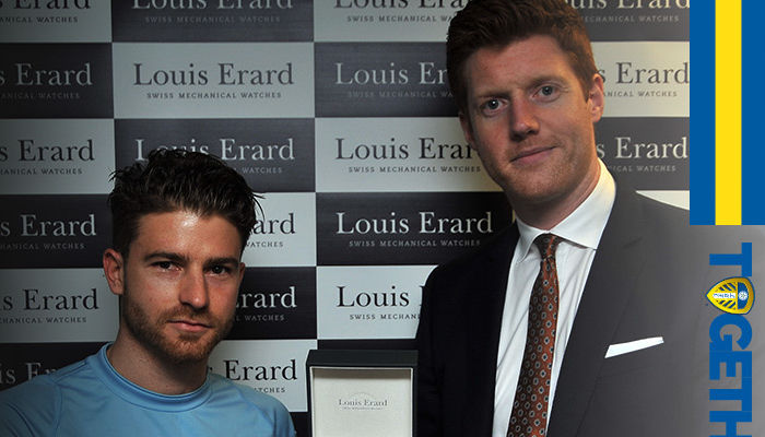 LOUIS ERARD PLAYER OF THE MONTH: GAETANO BERARDI
