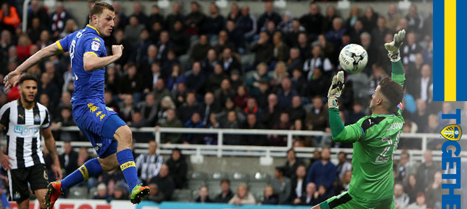 NEWCASTLE UNITED: LEEDS SNATCH DRAW AT THE DEATH
