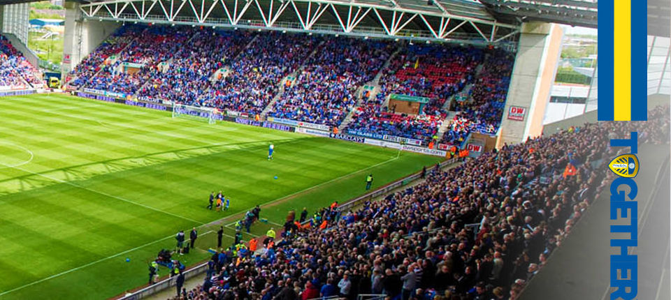 TICKETS: WIGAN ATHLETIC (A)