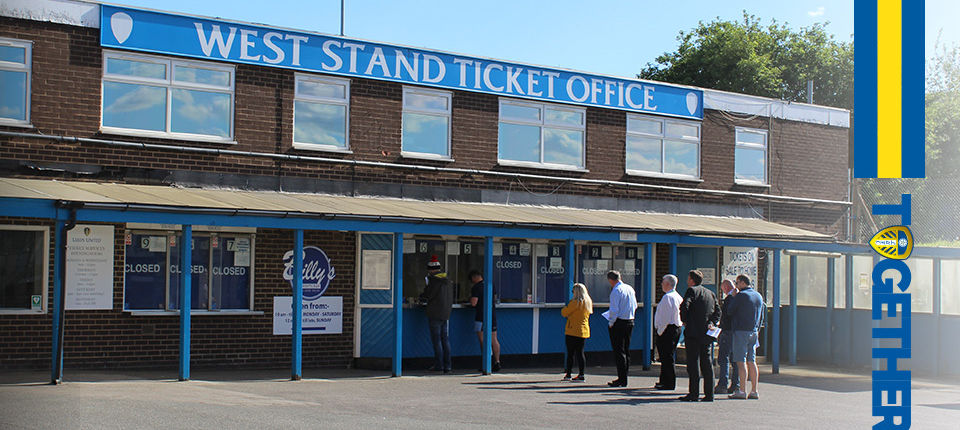 TICKETS: CLOSE SEASON OPENING HOURS