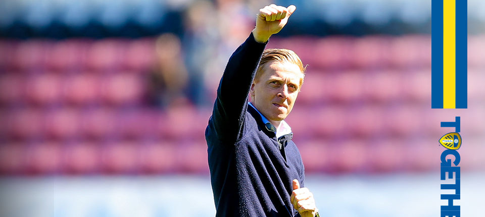 GARRY MONK: I KNOW WHAT THE CLUB NEEDS
