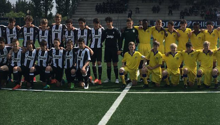 U13/14S FINISH RUNNERS UP IN ITALY
