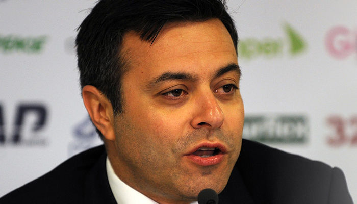 WATCH: ANDREA RADRIZZANI INTERVIEW