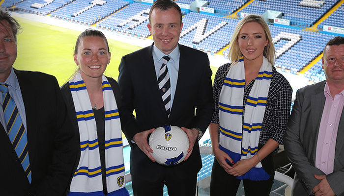 LEEDS UNITED LADIES ARE BACK