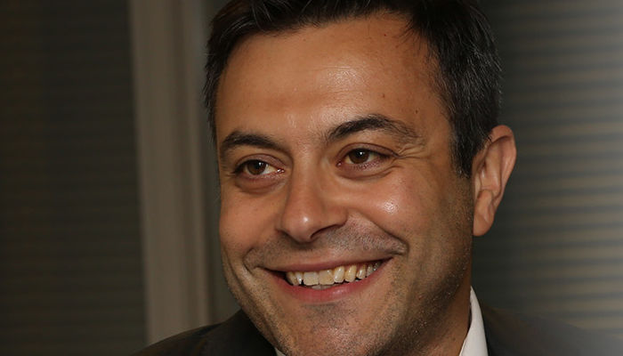 ANDREA RADRIZZANI: I AM VERY EXCITED