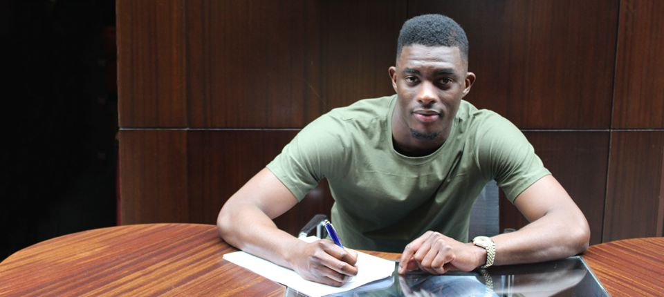 SACKO SIGNS PERMANENT DEAL
