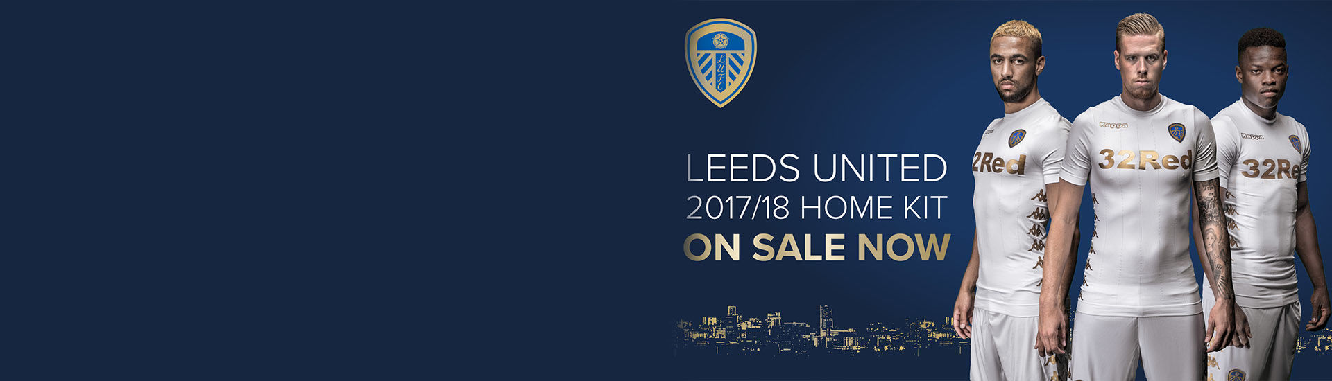2017/18 HOME KIT REVEALED