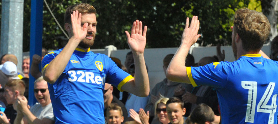 GUISELEY: LEEDS HIT FIVE AT NETHERMOOR PARK