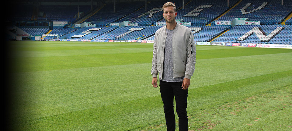 FELIX WIEDWALD: THIS IS A HUGE CLUB WITH SO MUCH HISTORY