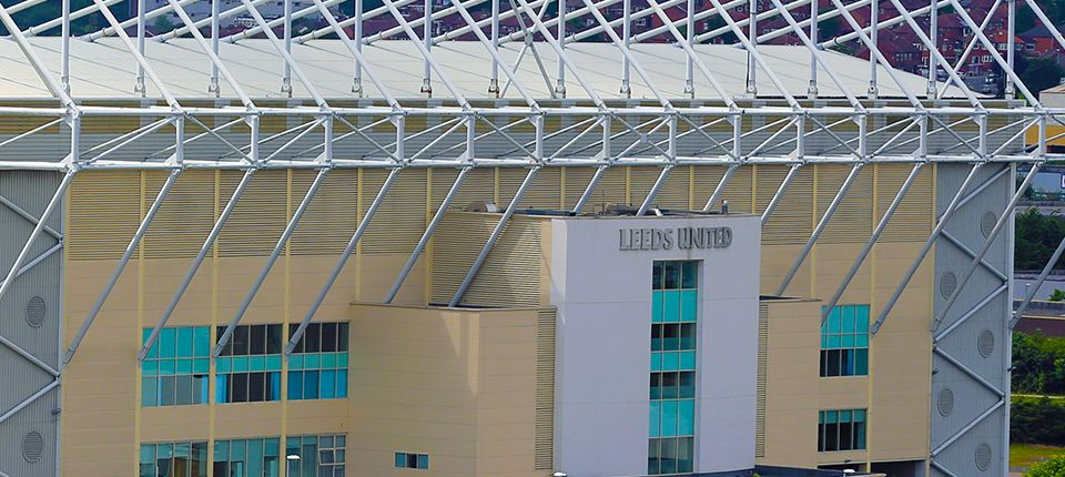 LEEDS UNITED CONFIRM ELLAND ROAD ACQUISITION