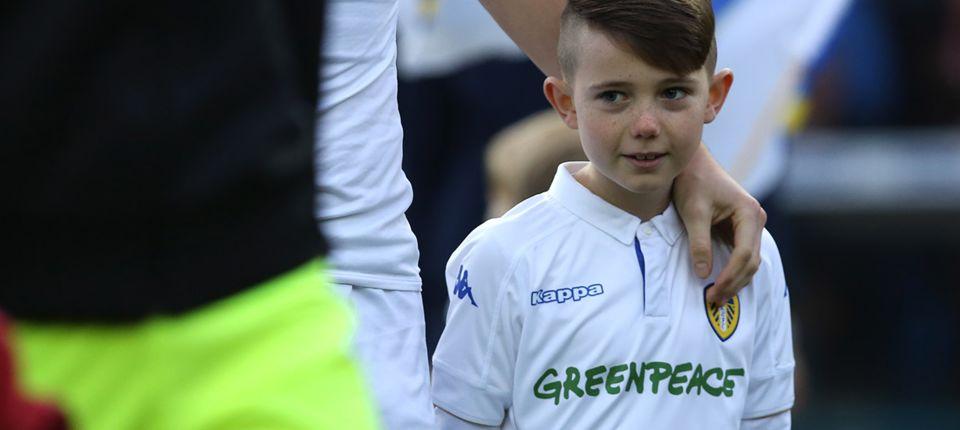 FANS RAISE £68,000 FOR GREENPEACE