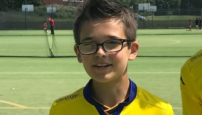 FOUNDATION PROVIDES HOPE FOR YOUNG RHYS