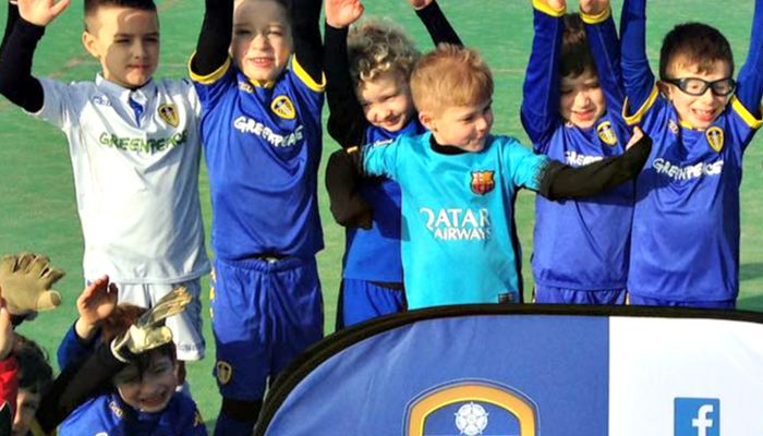 SUMMER SOCCER SCHOOLS FOR YOUNG WHITES