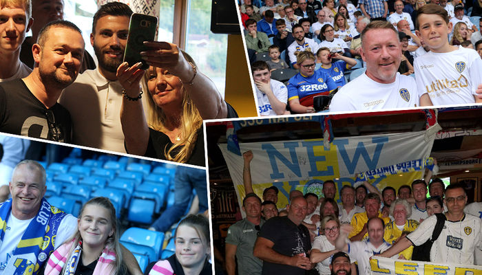 SEND US YOUR #LUFC PHOTOS AND VIDEOS