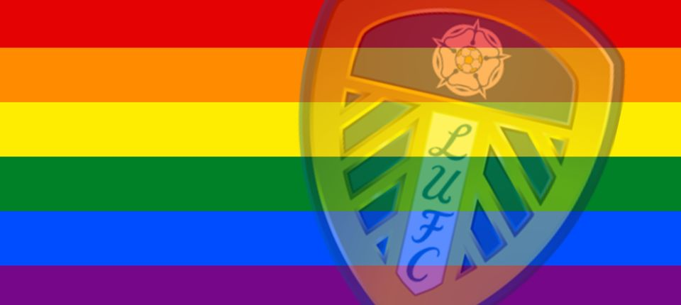 LEEDS ENDORSE NEW LGBT SUPPORTERS GROUP