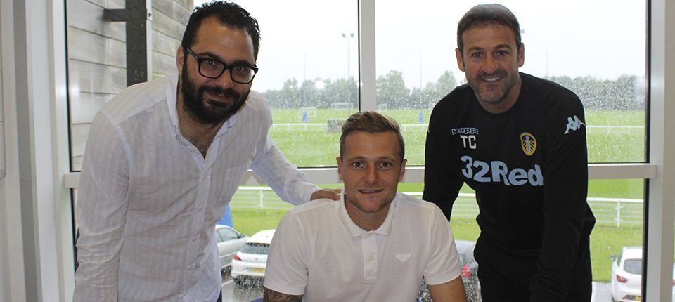 LIAM COOPER AGREES FRESH TERMS