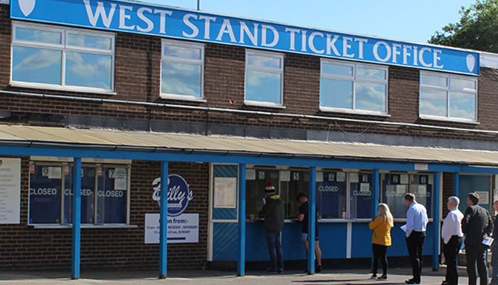 NEWPORT COUNTY: COLLECT TICKETS EARLY