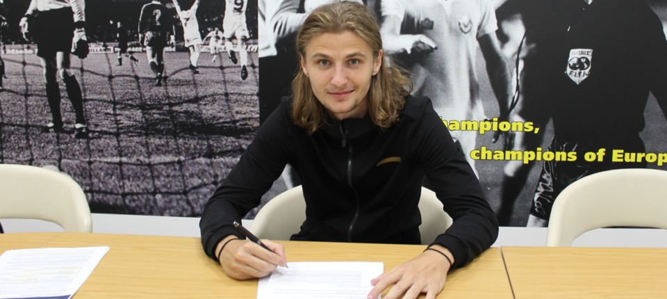 PAWEL CIBICKI SIGNS FOR LEEDS UNITED