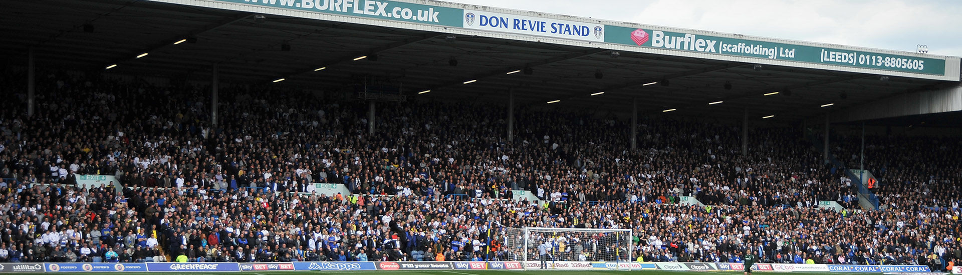 BEAMBACK: WATCH THE MILLWALL GAME IN THE NORTH STAND