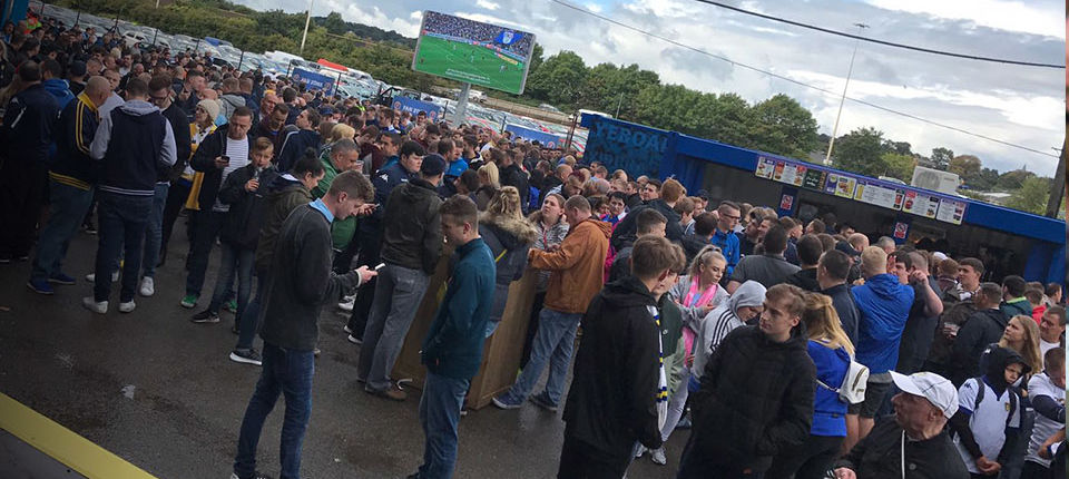 BIRMINGHAM CITY: JOIN US IN THE FAN ZONES