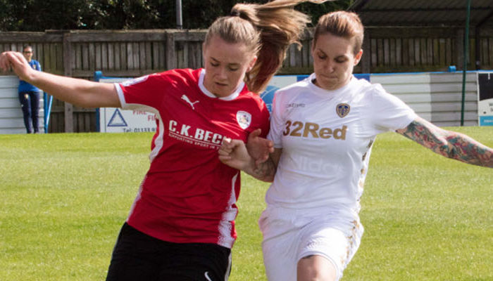 WHITES LADIES LOSE OUT IN TYKES CLASH