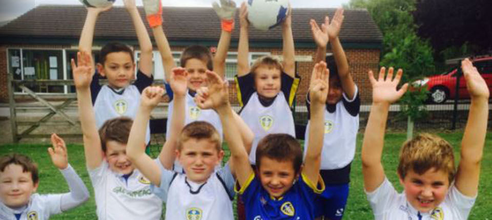 LEEDS SCHOOLS TO BENEFIT THANKS TO FOUNDATION