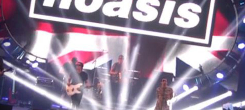 ELLAND ROAD HOSTS OASIS TRIBUTE BAND – 'NOASIS'