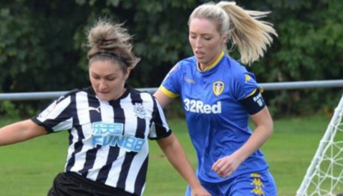 VICTORY FOR WHITES LADIES