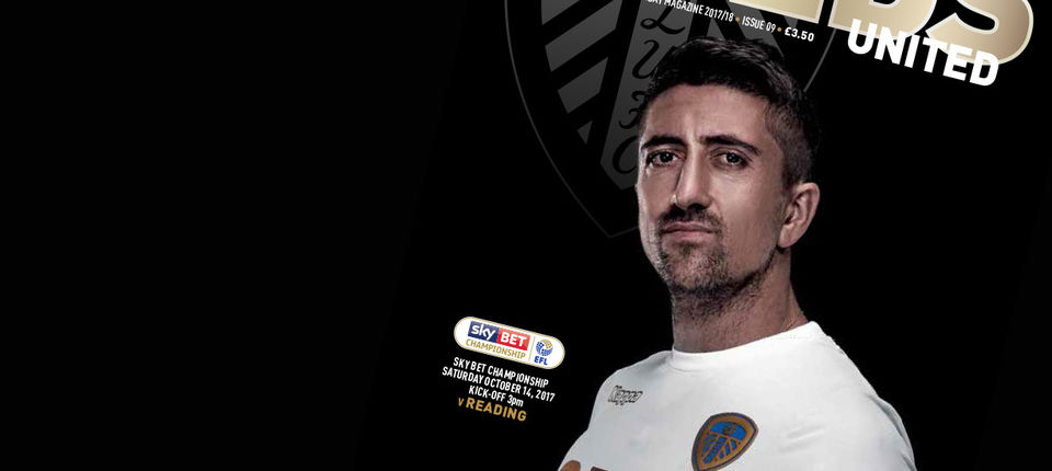 READING: YOUR MATCHDAY PROGRAMME