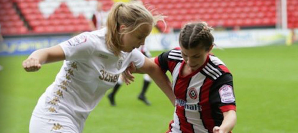 LEEDS UNITED LADIES SUFFER FA CUP DEFEAT
