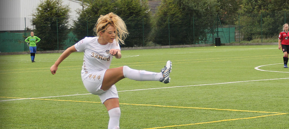 WHITES LADIES LOSE OUT TO MORECAMBE