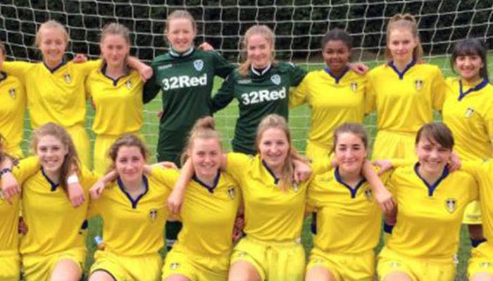 APPLICATIONS OPEN FOR GIRLS FOOTBALL ACADEMY