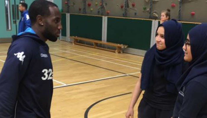 LEEDS STAR ANITA SHARES EXPERTISE