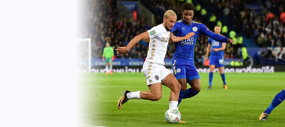 REPORT: LEICESTER CITY 3-1 LEEDS UNITED