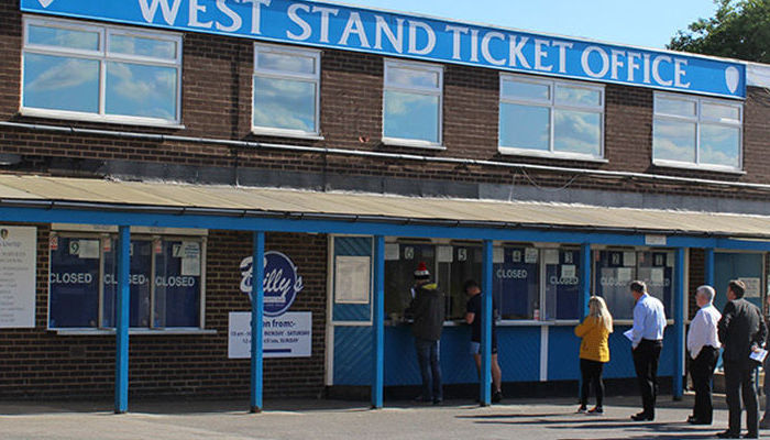 TICKET OFFICE POSITIONS AVAILABLE AT LEEDS UNITED