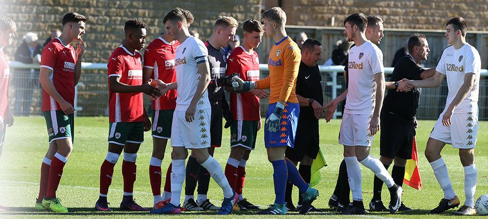 U23 REPORT: LEEDS UNITED 2-1 BARNSLEY