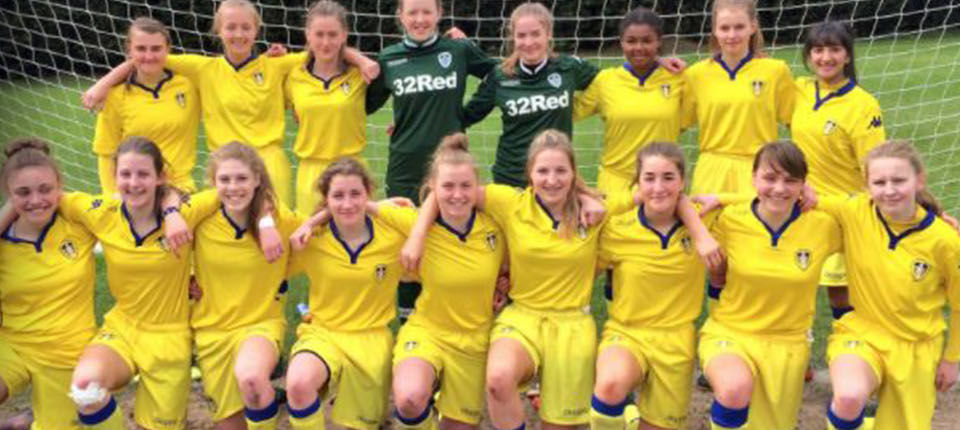 APPLICATIONS OPEN FOR GIRLS FOOTBALL ACADEMY