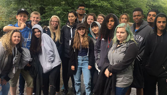 NCS FOUNDATION STUDENTS RAISE OVER £8500 FOR LEEDS CHARITIES